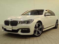 BMW750LiMスポーツリアエンター20AWリモートパーキング