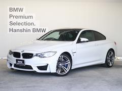 BMWM4クーペハーマンカードン純正19AW認定保証Pサポート