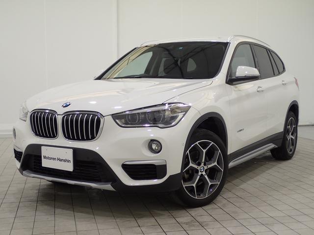 BMW sDrive18ixライン純正HDDナビセーフティーPKG