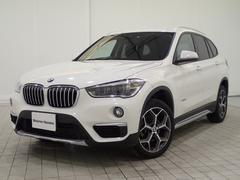 BMW X1sDrive18ixライン純正HDDナビセーフティーPKG