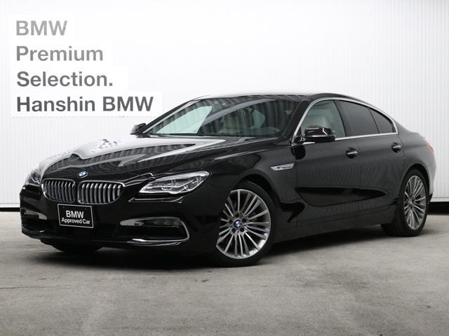 BMW 650iグランクーペ後期Lci左ハンドル白革インディビ仕様