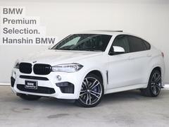 BMW X6 Mベースグレード認定保証オプション21AWサンルーフ黒レザー