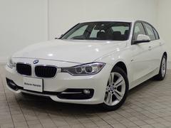 BMW320iスポーツ認定保証6速MT1オナHDDナビBKモニター