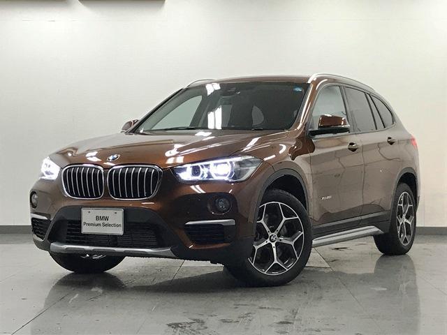 BMW xDrive 20i xライン認定保証1オーナーLEDライト