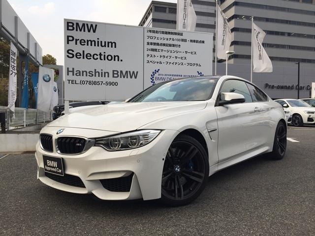 BMW M4クーペ認定保証純正OP19AW1オナMサスペンション