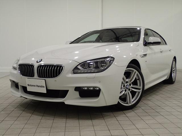 BMW 640iグランクーペMスポーツパッケージSR白革サンルーフ