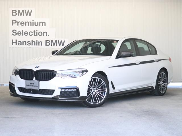 BMW 523d Mスポーツ認定保証Mパフォーマンス付イノベーション