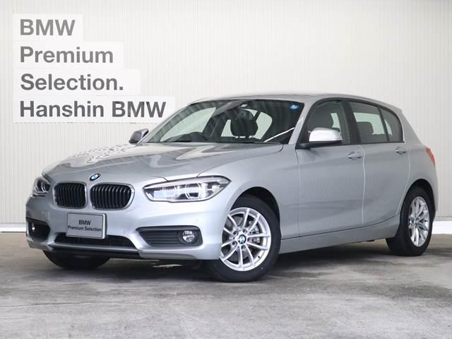 BMW 118i認定保証タッチパネルLEDヘッドライトPサポート