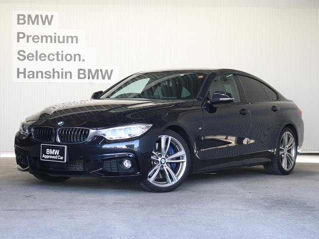 BMW 428iグランクーペMスポーツ245PS黒革ACCMブレーキ