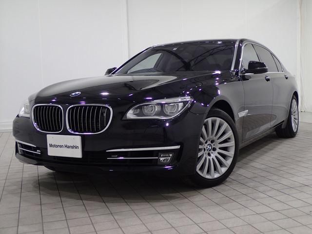 BMW 760Li 認定保証V12TBリアエンターLEDヘッドライト