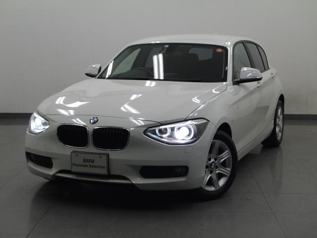 BMW 116i認定保証純正HDDナビキセノンライトミュージックS