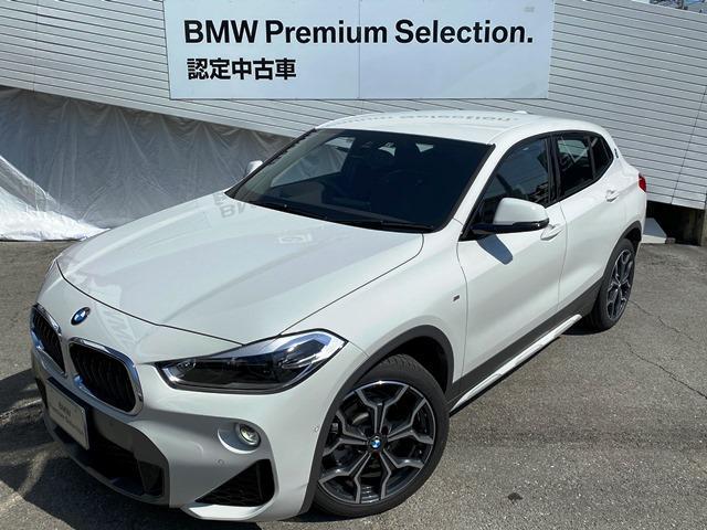 BMW sDrive18iMスポーツX登録済未使用ACCヘッドアップ