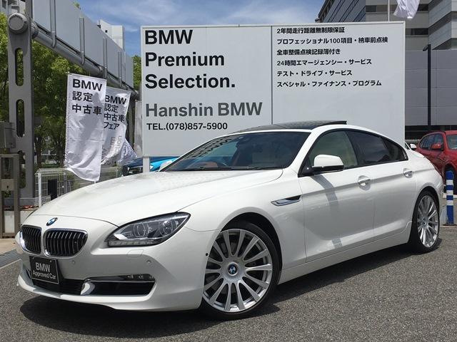 BMW 640iグランクーペindividualコンポジションACC