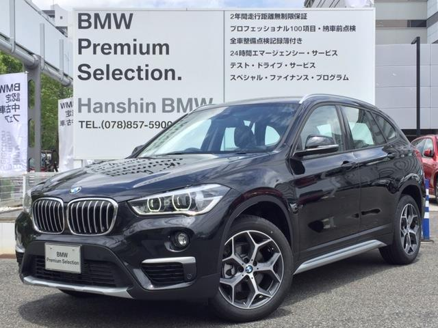 BMW xDrive 18dxライン登録済未使用車コンフォートPKG