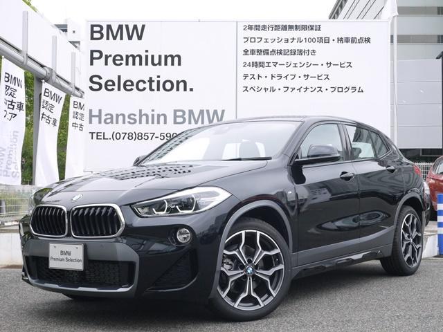 BMW xDrive18dMスポーツX当社デモカーコンフォートPK