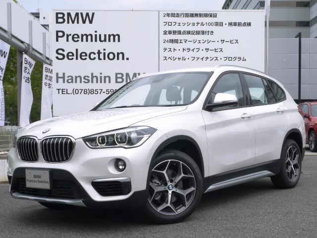 BMW sDrive18i xライン当社デモカーコンフォ-トPKG