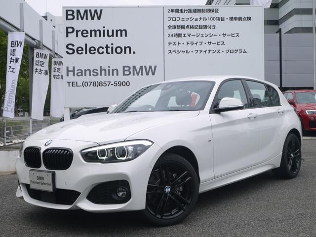 BMW 118iMスポーツエディションシャドー当社デモカーLED