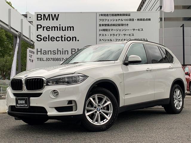 BMW xDrive35d認定保証LED黒革1オーナ純正HDDナビ