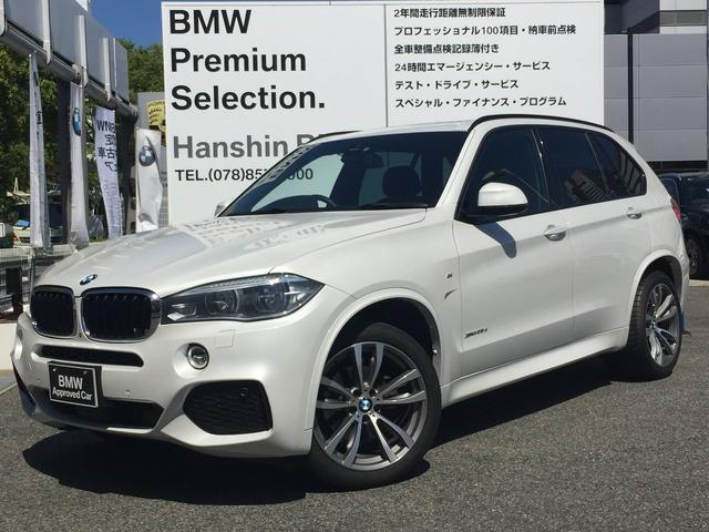BMW xDrive35dMスポーツ認定保証セレクトPKG茶革ACC