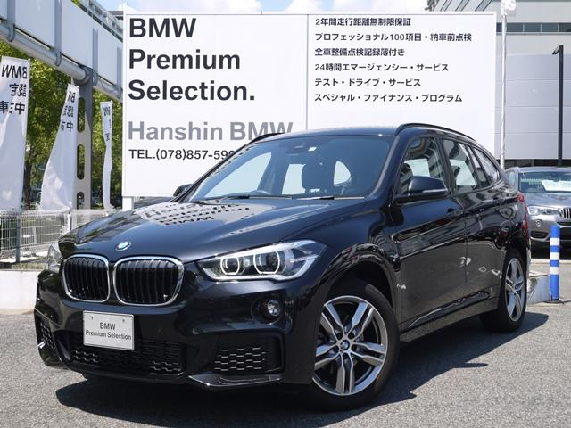 BMW xDrive 18d Mスポーツ当社デモカー黒革ACC禁煙車