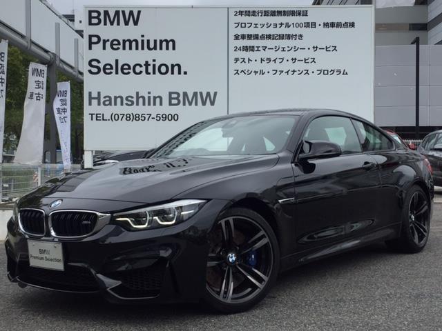 BMW M4クーペ 当社デモカーアップ