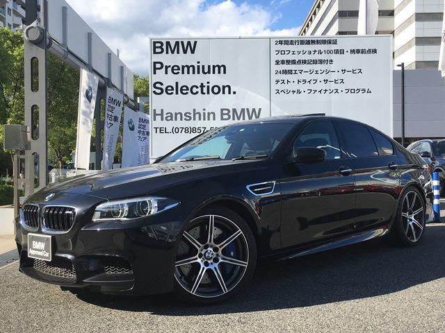 BMW M5コンペティションP575PSサンルーフLEDライト