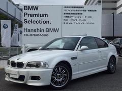 BMWM3SMGIサンルーフ黒革S正規D車保証付