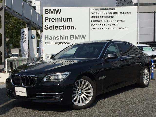 BMW 760Li V12EGリアエンターLEDサンルーフACC