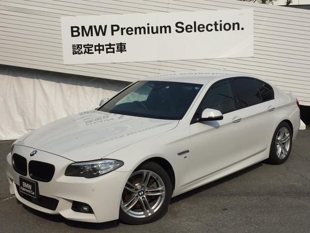 BMW 523d Mスポーツ マルチメーターACCHDDナビ18AW