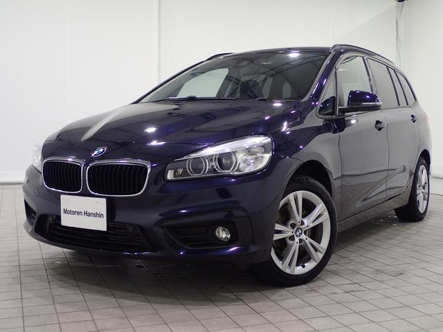 BMW 218dクロスカントリー認定保証ACC限定車Sensatec
