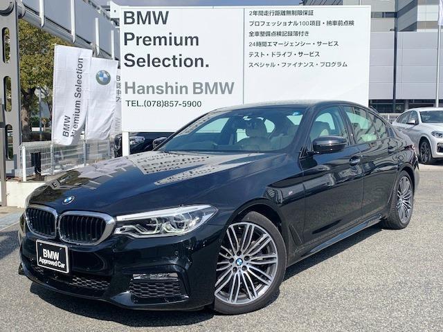 BMW 523dMスポーツハイライン19アルミイノベーションPKG