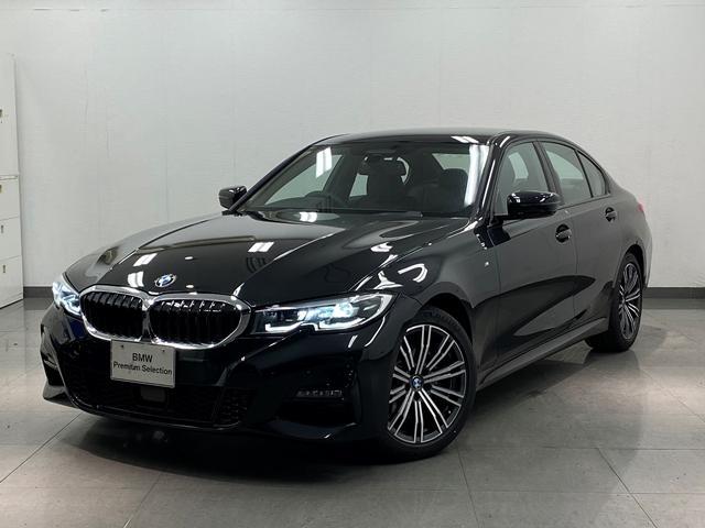BMW 320d xDrive Mスポーツ3DカメAI機能ハンズオフ