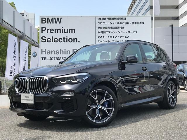 BMW xDrive 35d Mスポーツ エアサスSRコンフォートP