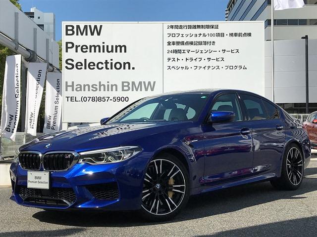 BMW M5 M5 Mカーボンセラミックブレーキ Mドライバーズパッケージ ナイトビジョン コンフォートPKG LEDヘッド シルバーストーンコンビレザーシート シートヒーター 電動シート 600馬力 バックカメラ