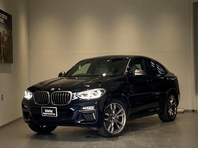 BMW M40i パノラマガラスサンルーフ アイボリーレザーシート シートヒーター LEDヘッドライト 全周囲カメラ 電動リアゲート アクティブクルーズコントロール ステアリングアシスト 純正HDDナビ 純正21インチ