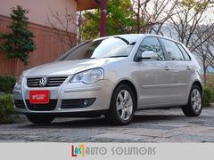 VW ポロ1.6 スポーツライン HDDナビ ETC