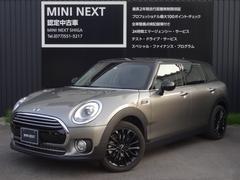 MINIクーパーD クラブマン 純正ナビ バックカメラ ミラーETC