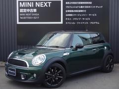 MINIクーパーS弊社買取車パドルシフト17インチブラックAWETC