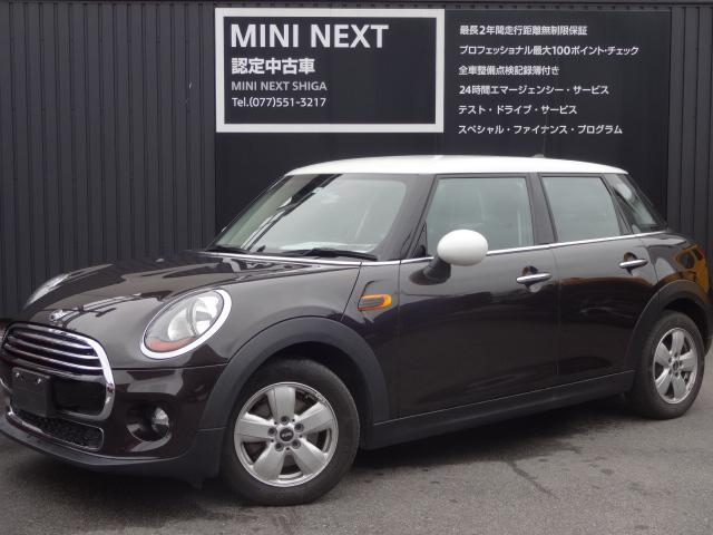 MINI(ミニ) クーパー 中古車画像