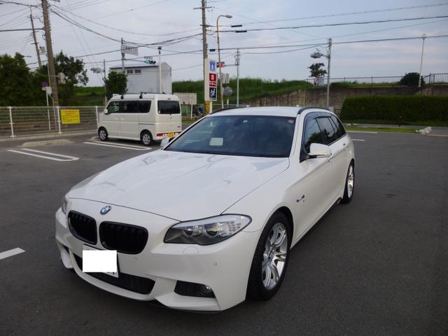 BMW 523iツーリング Mスポーツパッケージ フルオプション