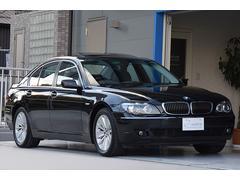 BMW740iコンフォート・プラスPKG 禁煙車 SR 黒革シート