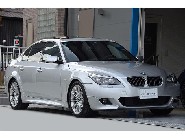 5シリーズ(BMW) 525i Mスポーツパッケージ 中古車画像