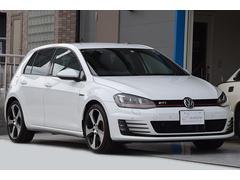 VW ゴルフGTI当社ユーザー様買取車両 ワンオーナー 禁煙車 車庫保管