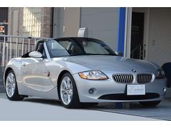 BMW Z43.0i 当社ユーザー様買取車両 禁煙車 黒革シート 記録簿
