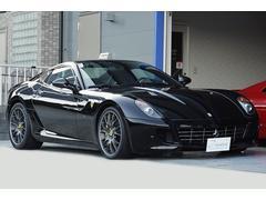 フェラーリ 599F1 当社ユーザー様買取車両 正規D車 LEDステアリング