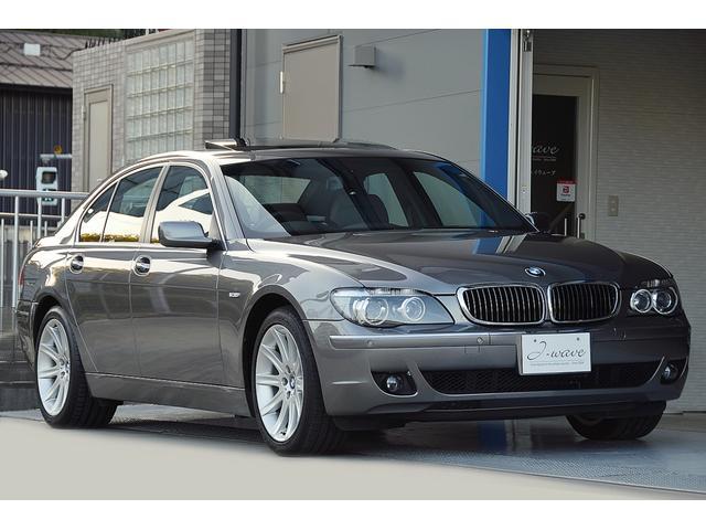 BMW 740i コンフォート&プラスPKG 2オーナー 禁煙車 当社ユーザー様買取車両 記録簿8枚 室内車庫保管車 純正OP19インチアルミ ナスカレザー フルオリジナル