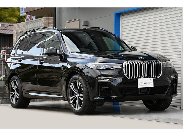 BMW xDrive 35d Mスポーツ 当社ユーザー様買取 ワンオーナー 禁煙車 パノラミックSR Mスポーツ専用21インチAW ヒートコンフォートPKG 実走行1.1万km 検R5年2月 メーカー保証