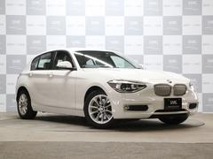 BMW116i スタイル 禁煙 パーキングサポートPKG 純正ナビ