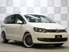 VW シャランTSIコンフォートライン禁煙 20AW KW車高調 ナビTV