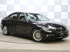 BMW320i xDriveラグジュアリ 黒革ナビ Bカメ 記録簿